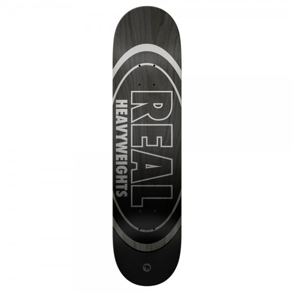 Board Real Heavyweight Black