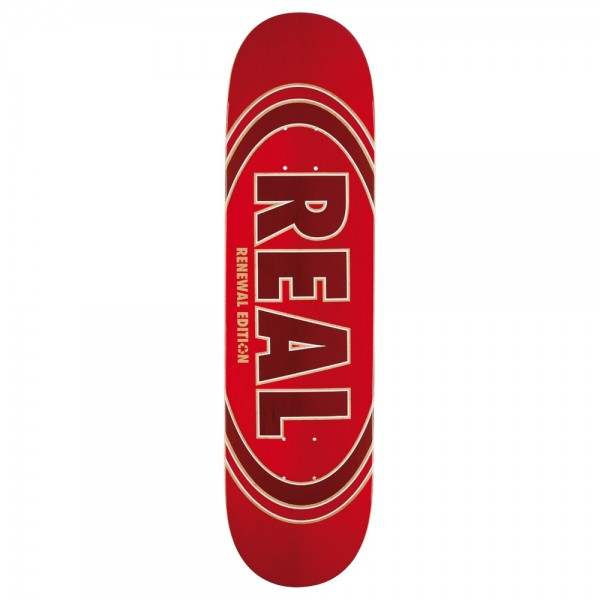 Board Real PP Ovalduo Fade Red