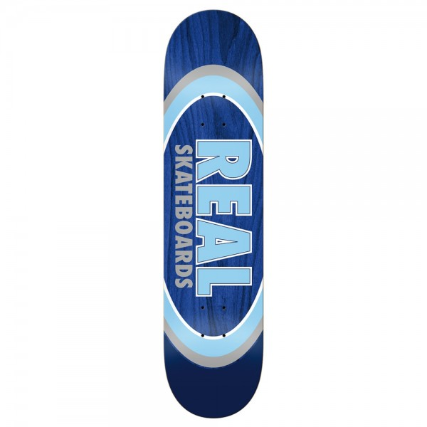 Board Real Team Dual Oval Blue