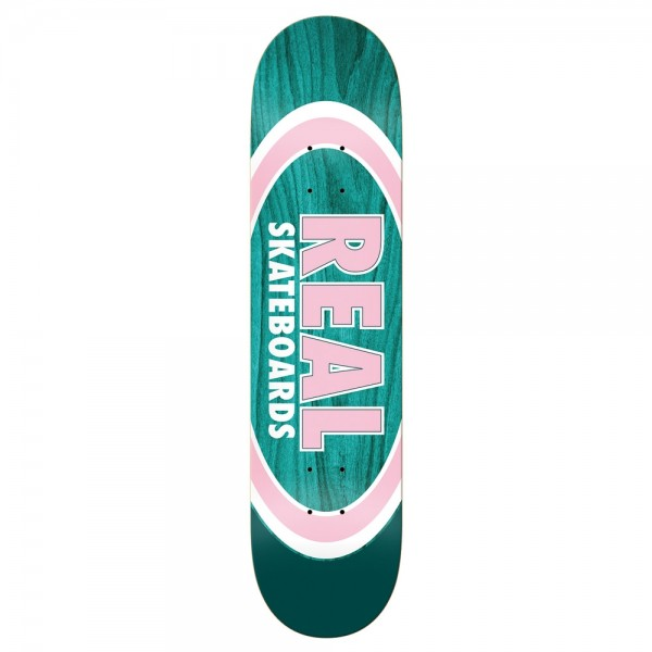 Board Real Team Dual Oval Green
