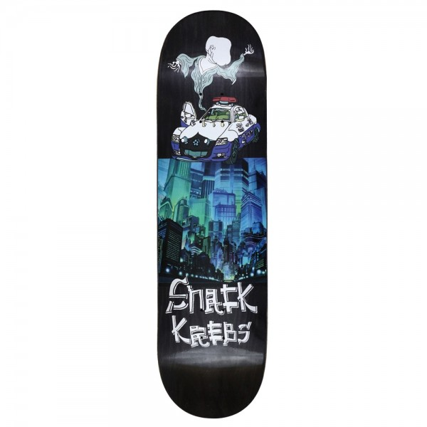 Board Snack Krebs Nopperabo Black