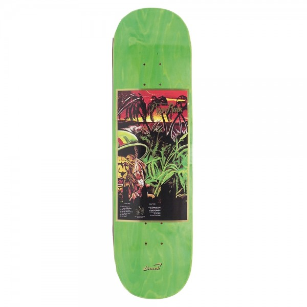 Board Snack Roger Krebs Lion Paw Green
