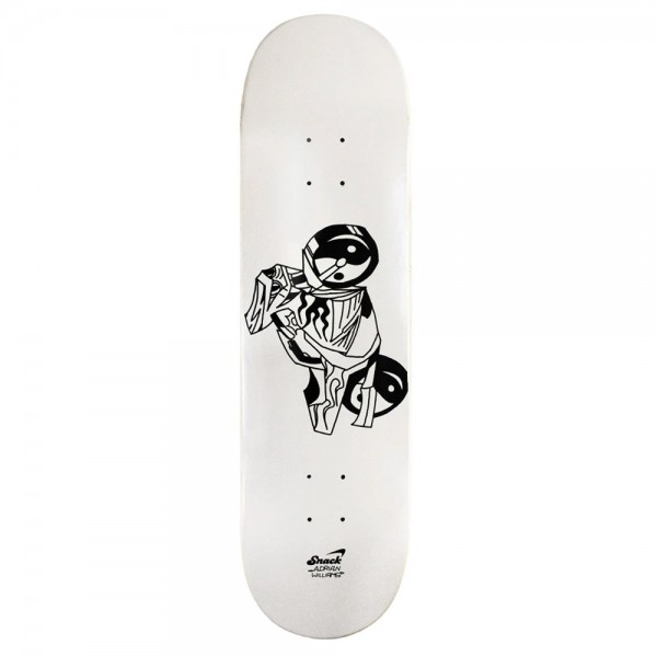Board Snack Williams Sportcycle White