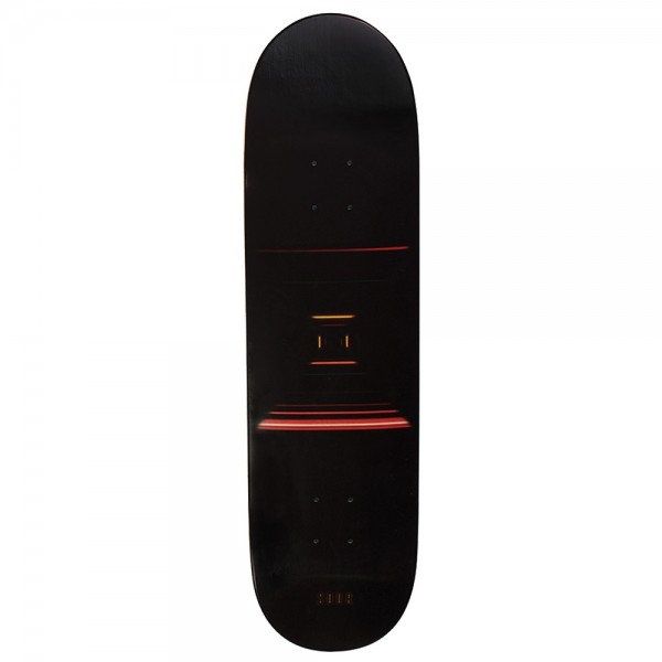 Board Sour Light Tunnel Deck Red