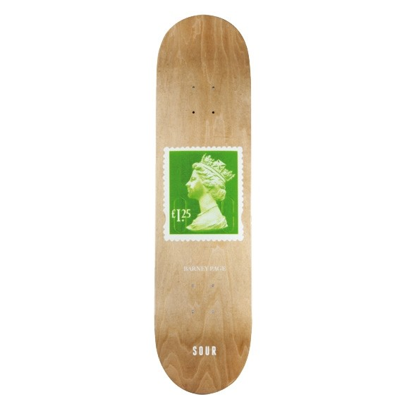 Board Sour Royal Mail Barney Page