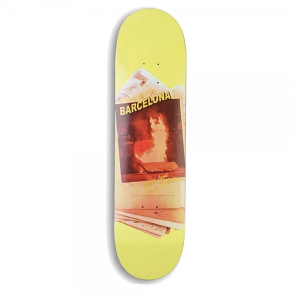 Board Sour Sour Greetings Fluoro Yellow