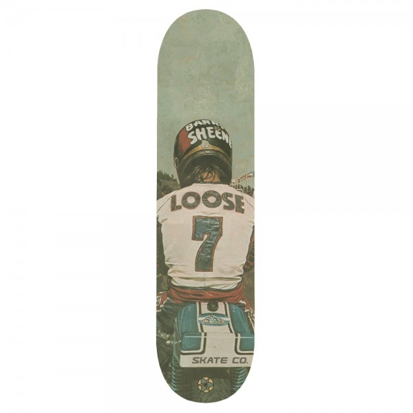 Board The Loose Company Barry Deck