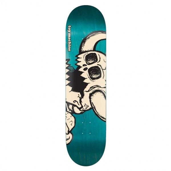 Board Toy Machine Vice Dead Monster Turquoise