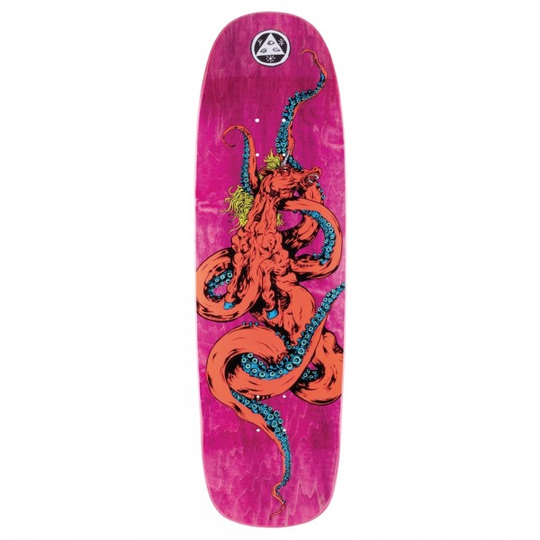 Board Welcome Seahorse 2 on Golem Coral