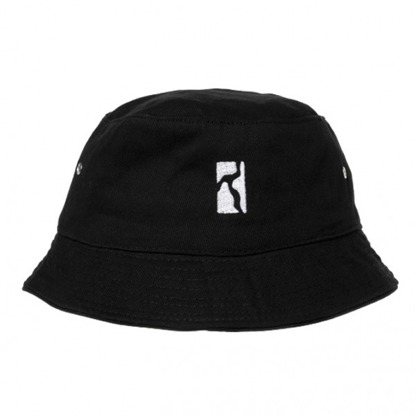Bob Poetic Collective Bucket Hat Black
