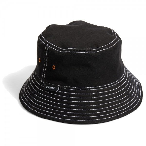 Bob Rassvet Men's Bucket Hat PACC7K004 Black