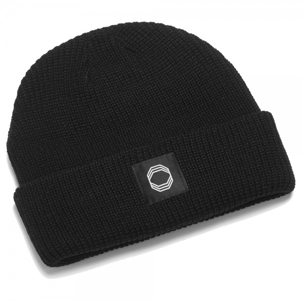 Bonnet Octagon Patch Black