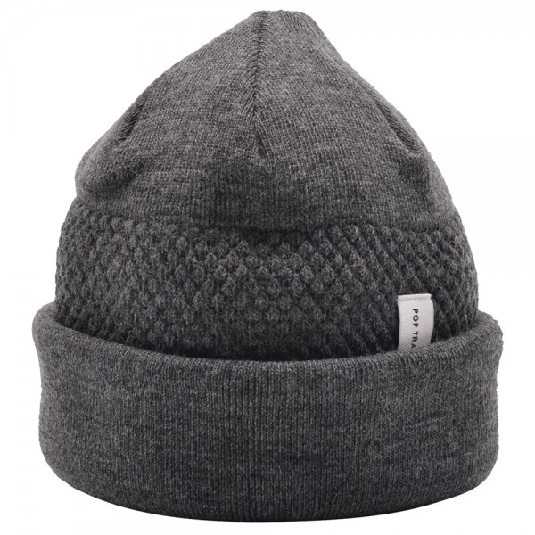 Bonnet Pop Trading Company Ist Beanie Anthracite