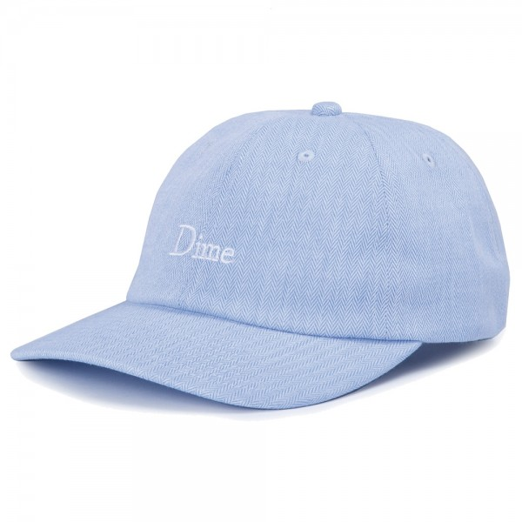 Casquette Dime Classic Logo Light Blue