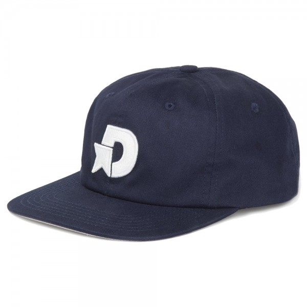 Casquette Dime D Star Snapback Navy