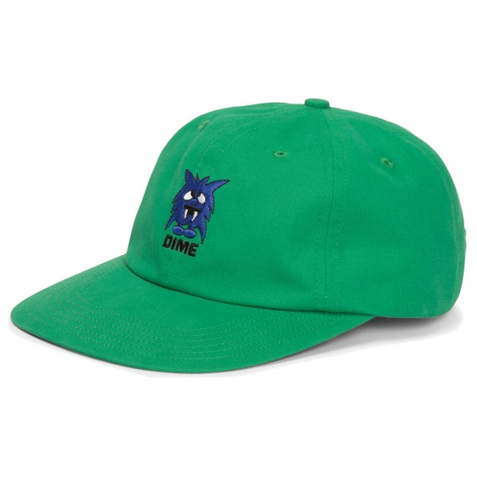 Casquette Dime Little Beast Cap Green