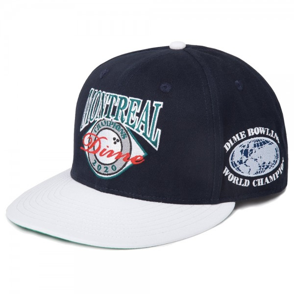 Casquette Dime Montreal Champion Navy