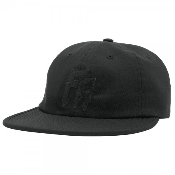 Casquette Fucking Awesome FA Formless 6 Panel Hat Black