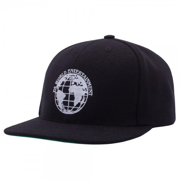 Casquette Fucking Awesome FA World Entertainment Black