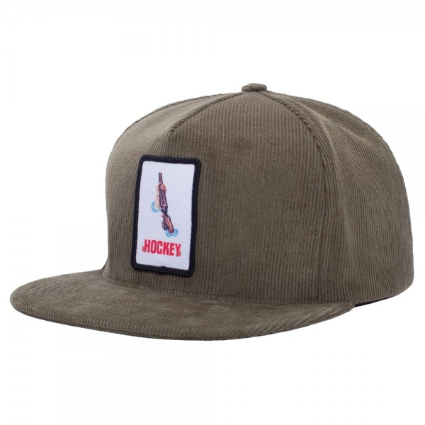 Casquette Hockey Shotgun 5 Panel Cap Forest Green