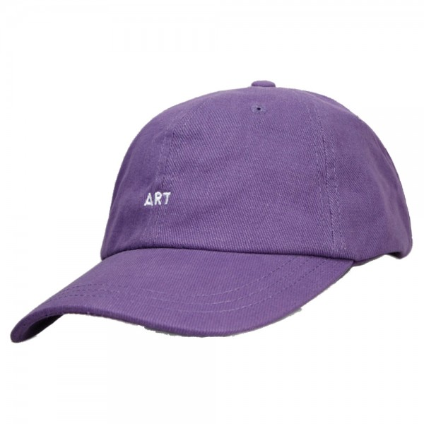 Casquette Poetic Collective Art Purple