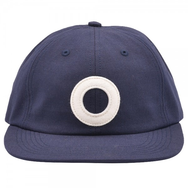 Casquette Pop Trading Company 6 Panel Hat Navy
