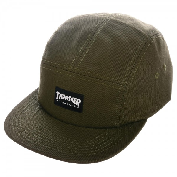 Casquette Thrasher 5 Panel Army