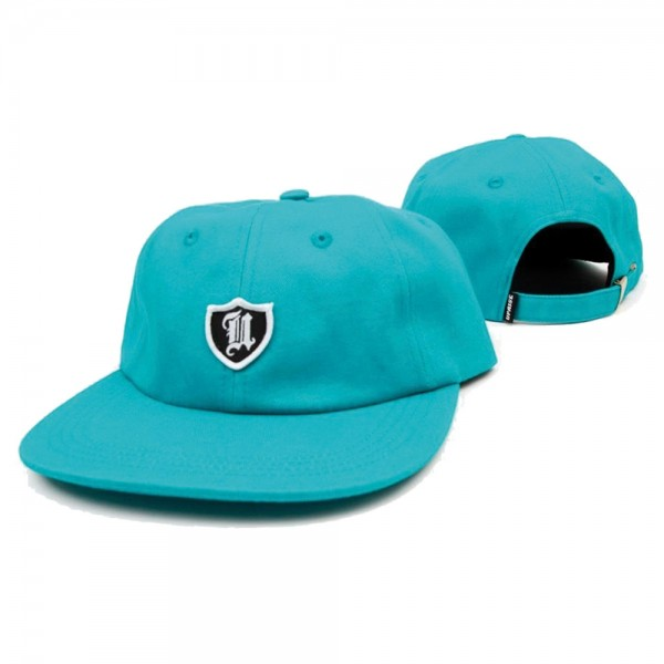 Casquette Uprise Polo Crest Turquoise
