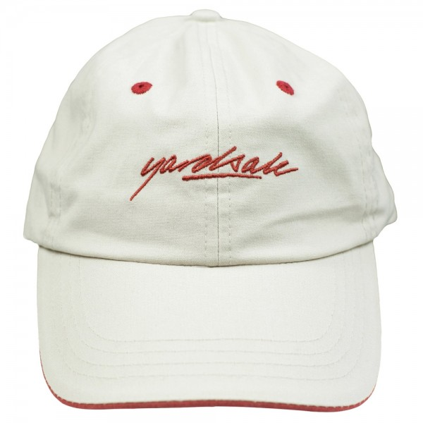 Casquette Yardsale Script Tan Stawberry