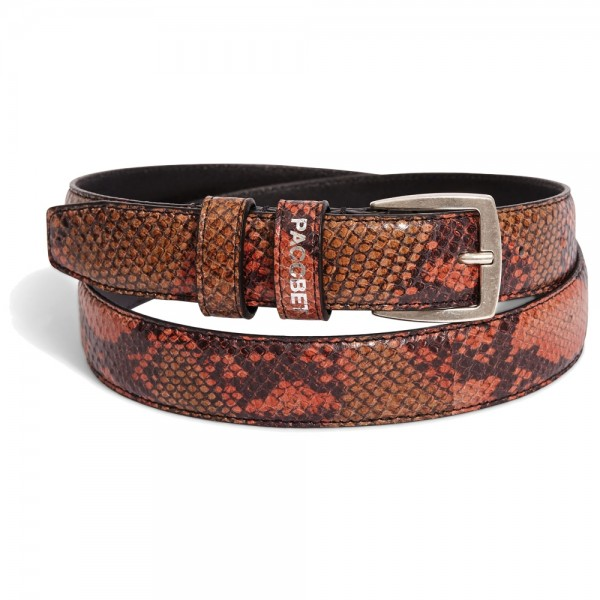 Ceinture Rassvet Men's Belt Orange PACC7K006