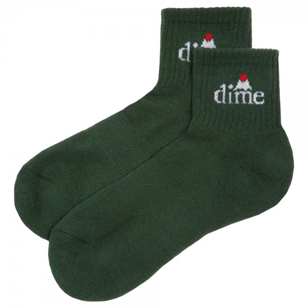 Chaussettes Dime 2 Pack Green