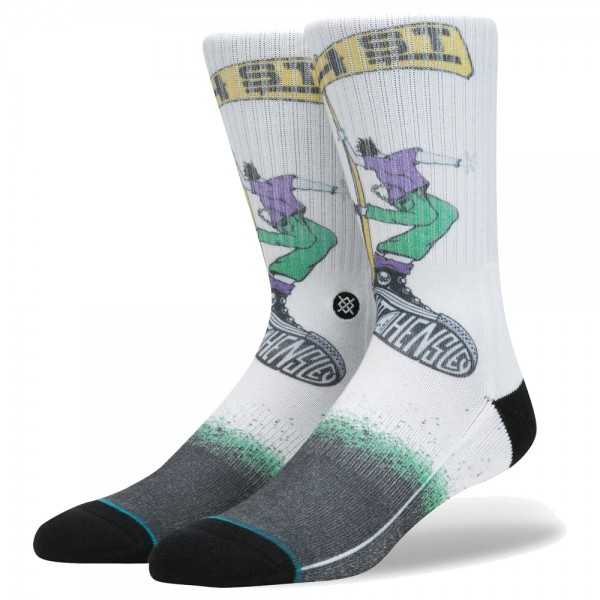 Chaussettes Stance Hensley White