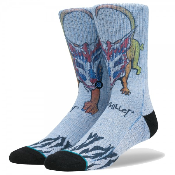 Chaussettes Stance Miller Blue