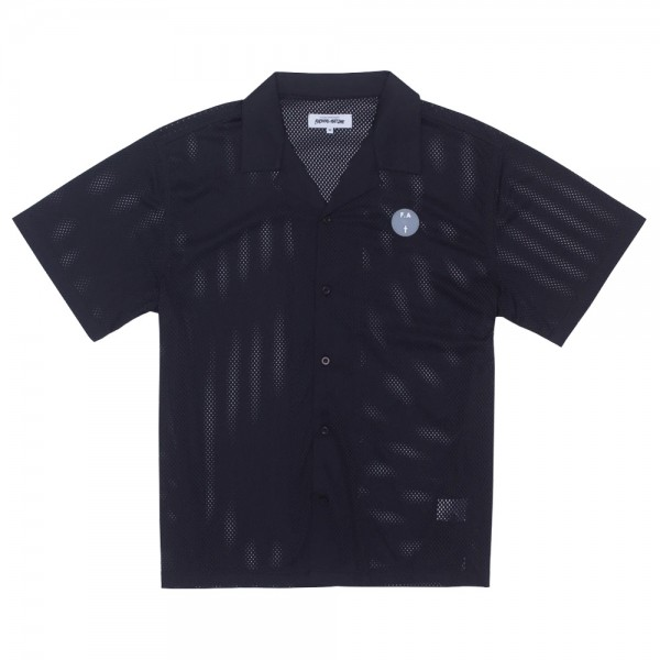 Chemise Fucking Awesome Jersey Mesh Club Shirt Black