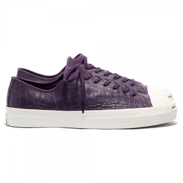 Converse Jack Purcell Pro Ox Grand Grand Purple Black Pop Trading Company