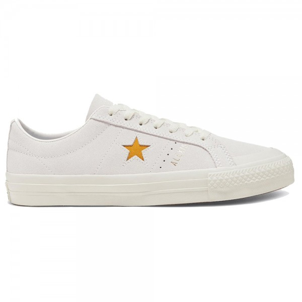 Converse One Star Pro Alexis Sablone Bone University Gold