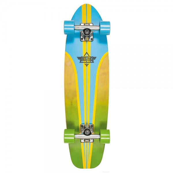 Cruiser Dusters Glassy Pinstripe Blue Yellow 29