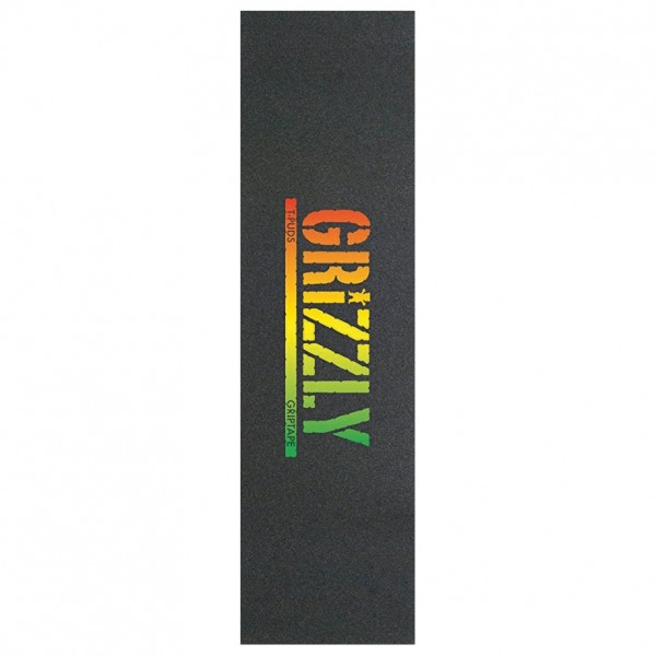 Grip Grizzly T Puds Rasta Stamp