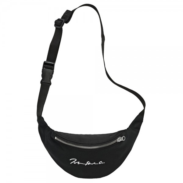 Banane Polar Signature Hip Bag Black