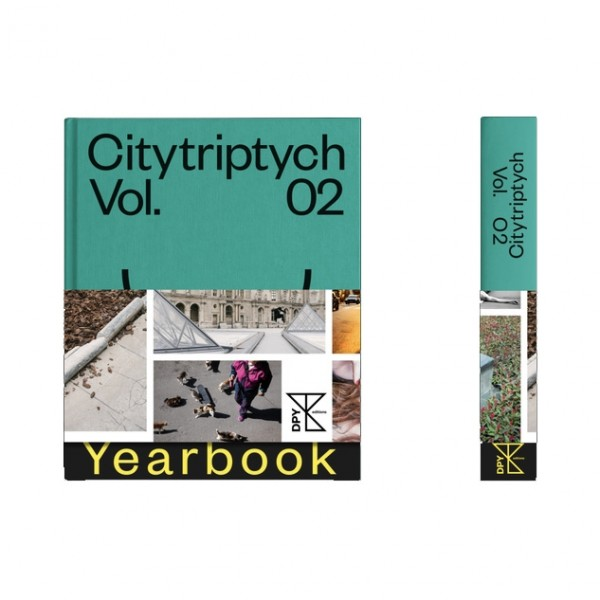 Livre De Paris Yearbook City Triptych Vol 2
