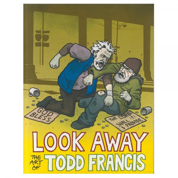 Livre The Art Of Todd Francis