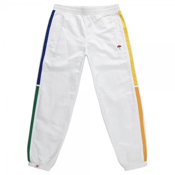 Pant Helas Triby Tracksuit White