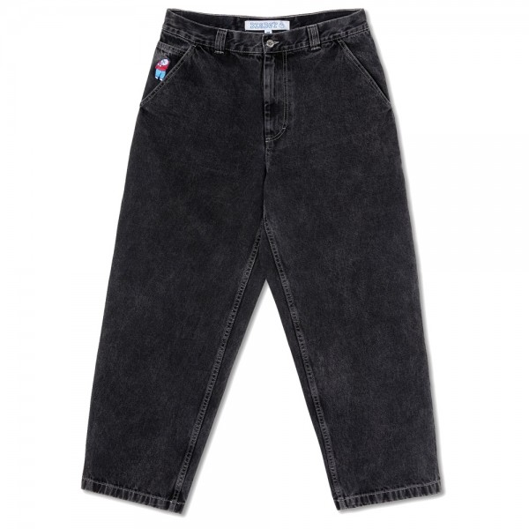Pantalon Polar Big Boy Work Pant Washed Black