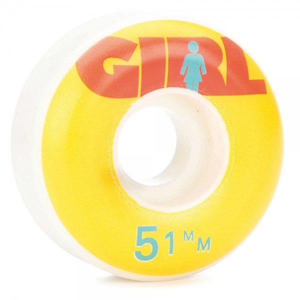 Roue Girl Advertype