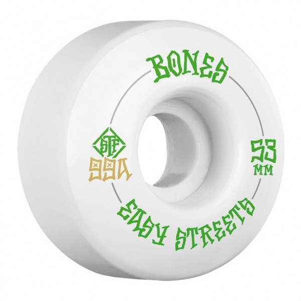 Roues Bones STF V1 Serie Easy Street 99 A