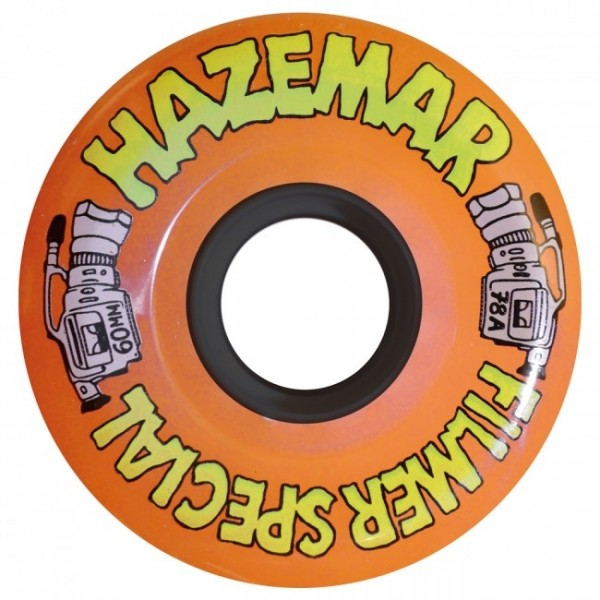 Roues Haze Hazemar Orange 78 A