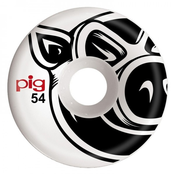 Roues Pig Wheel Pig Head Natural Conical