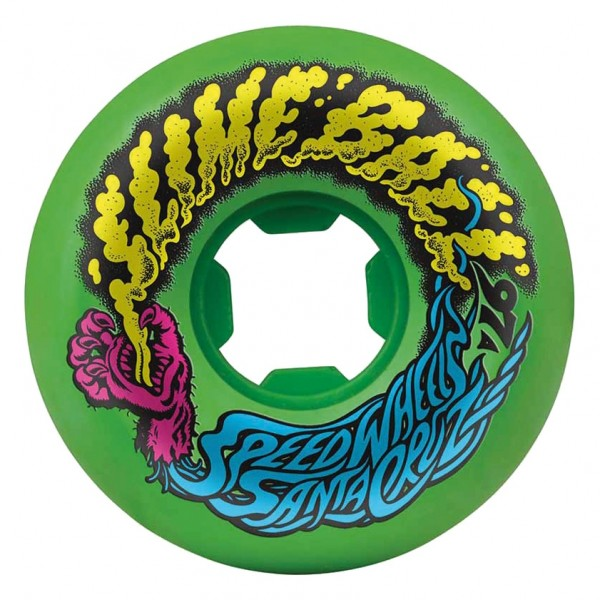 Roues Santa Cruz Slime Ball  97 A Vomit Green