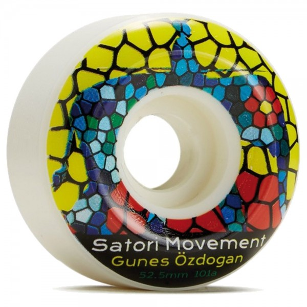 Roues Satori Stained Glass V2 Gunes Ozodgan Conical Shape 101 A
