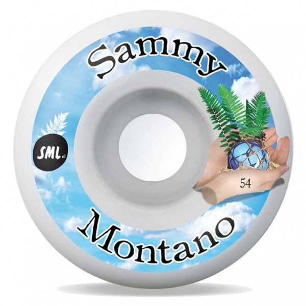 Roues SML Wheels Tide Pool Sammy Montano 99 A OG Wide